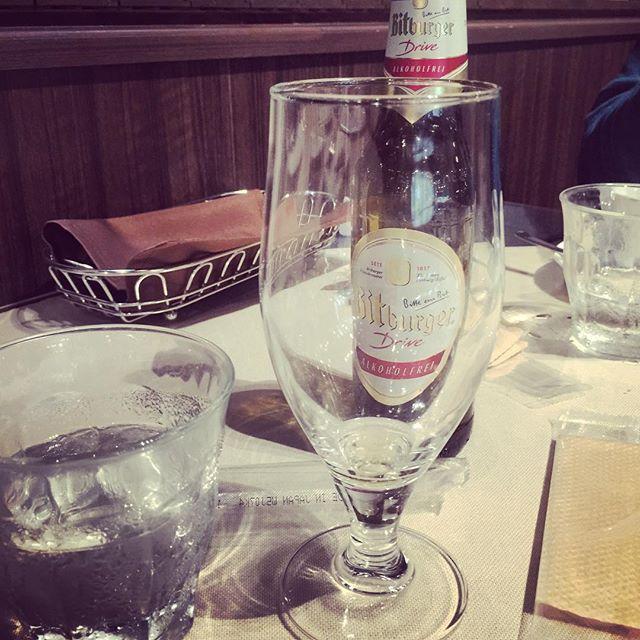 アルコールフリー中途半端な祝日…